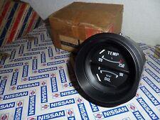 Datsun 260Z, 280Z oil - temp gauge assembly                   new           nos