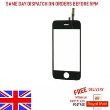 FOR iPhone 3GS Replacement Touch Screen Digitizer Glass Lens UK STOCK