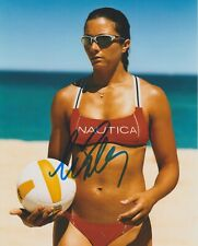 Misty May Treanor authentic signed autographed 8x10 photograph holo COA