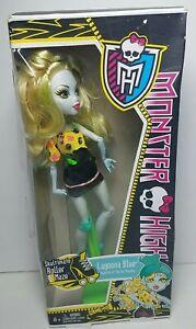 MONSTER HIGH Lagoona Blue Skultimate Roller Maze Doll Mattel Toy Figure 2011