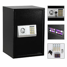 Large Safe Box Digital Electronic Keypad Lock Depository Security Home Gun Lock