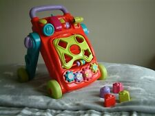 Marks & Spencer Musical Baby Walker and Play Space and Musical Toy