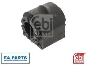 2x Stabiliser Mounting FEBI BILSTEIN 101207 fits Front Axle Left/Right