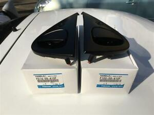 Genuine MAZDA RX-7 FD3S Out Side Outer Door Handle Right & Left Side Set
