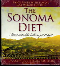 Audio book  - The Sonoma Diet by Dr Connie Guttersen   -   CD   -   Abr