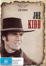 JOE KIDD  DVD R4 Clint Eastwood