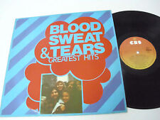 BLOOD SWEAT AND TEARS Greatest Hits - PORTUGAL LP - UNIQUE sleeve - MEGA RARE