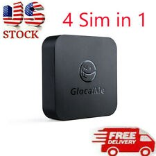 GlocalMe Simbox, multi-Sim card box, manager for various Sim cards, 4 Sim in 1