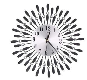 Creative Flower Fashion Wall Clock Decor