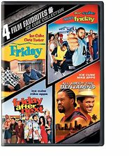 Ice Cube Classics 4 Friday DVD Film New Next Collection Favorites Benjamins