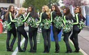 NY Lizards Pro Lacrosse Team 2 Piece Long Sleeve/Pant Cheerleader Uniform