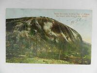 Vintage 1907 Posted Postcard Atlanta GA Stone Mountain Pre Carving