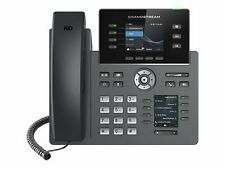 Grp-2614 Grandstream Grp2614 Black Wired Handset Buttons In-band Out-of Band SIP