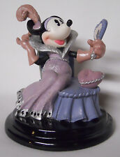 Enesco Disney Minnie Figurine-You Oughta Be in Pictures-Movie Star