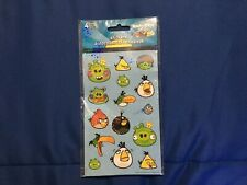 Angry Birds Stickers 4 Sheets *NEW* e1