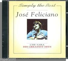 Jose Feliciano - Che Sara: His Greatest Hits - New 14 Song Euro CD, RCA Hits!