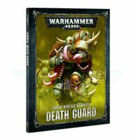 Warhammer 40k Chaos Death Guard Codex NIB