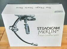 Steadicam Merlin 2 Camera Stabilizing System Gimbal. - Exc. Condition