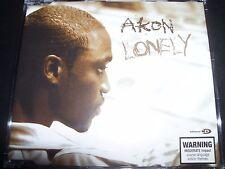 Akon Lonely Australian CD Single – Like New
