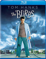 The Burbs Blu-Ray Disc Tom Hanks Carrie Fisher Best Buy Exclusive
