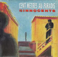 45TRS VINYL 7''/ FRENCH SP LES INNOCENTS / CENT METRES AU PARADIS / MINT - NEUF