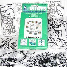Vintage 1981 Minits  Mini's Shrinking Miniatures  (