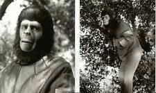 RODDY McDOWALL PLANET OF THE APES RARE BEHIND THE SCENES BTS 1 OF A KIND PHOTOS