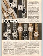 1962 PAPER AD Men's Bulova Wrist Watch Surf Master Jet Clipper Superior 23