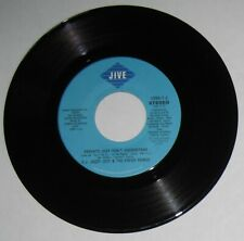 "DJ Jazzy Jeff & The Fresh Prince - 45 - ""Parents Just Don't Understand"" - NM"