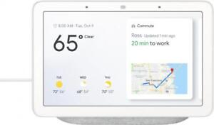 Google - Home Hub with Assistant - Chalk