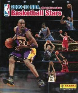 NBA 2009 2010 Panini Single Sticker Mint Condition