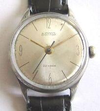 Rare Soviet/USSR men's wrist watch - VOSTOK/VOLNA PRECISION 22 JEWELS