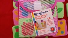 Garanimals Baby Bath Toy Garden Foam Playset Blocks Girl/Boy