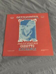 Deerhunter Rainwater Cassette Exchange Vinyl Ex