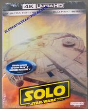 DVD et Blu-ray en blu-ray solo: a star wars story