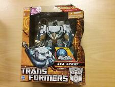 Transformers Hunt for the Decepticons HFTD Sea Spray  HUB STICKER NEW