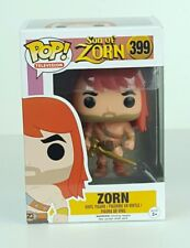 Funko POP! Son of Zorn: Zorn - Stylized Television Vinyl Figure 399 NEW K2