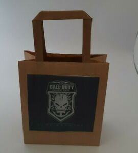 Black ops Themed Pre Filled Party Bags Ready Made Goody Loot Bags