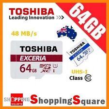Toshiba 64GB MicroSD Mobile Phone Memory Cards