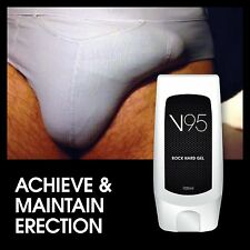 V95 ROCK HARD ERECTION GEL IMPOTENCY GREAT SEX ALL NIGHT STRONG ORGASMS