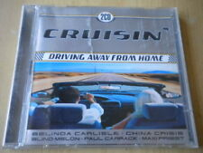 Cruisin' Driving awat from home2 CD2001pop rock EMF belinda carlisle blind me