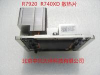 FOR Dell R7920 Workstation R740XD Heatsink 0TRJT7 R740 Heatsink with CPU Base