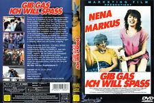 Gib Gas ich will Spass / 1985 / Musikfilm / DVD von 2002 / Neuwertig !