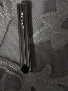Mont Blanc Silver Tone Tie Clip