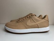 Nike Lunar Force 1 G Premium Scarpe Da Golf UK 7 EUR 41 Marrone 844547 200