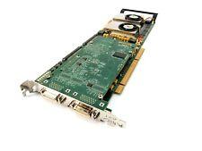 Matrox Odyssey XPro Y7116-01 Card OP413G5MSFCL w/ Frame Grabber Y7027-0101