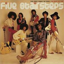 FIVE STAIRSTEPS : FIRST FAMILY OF SOUL: THE BEST OF FIVE STAIRSTEPS (CD) sealed