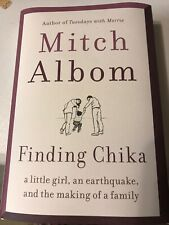 Finding Chika by  Mitch Albom  (2019, Hardcover New