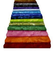 "34 Jewel Tones   pre cut Layer Cake 10 "" squares 100% cotton fabric quilt"