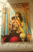 PRINCE CONTROVERSY MAGAZINE   ISSUE #  39  Competition cut out on centre poster